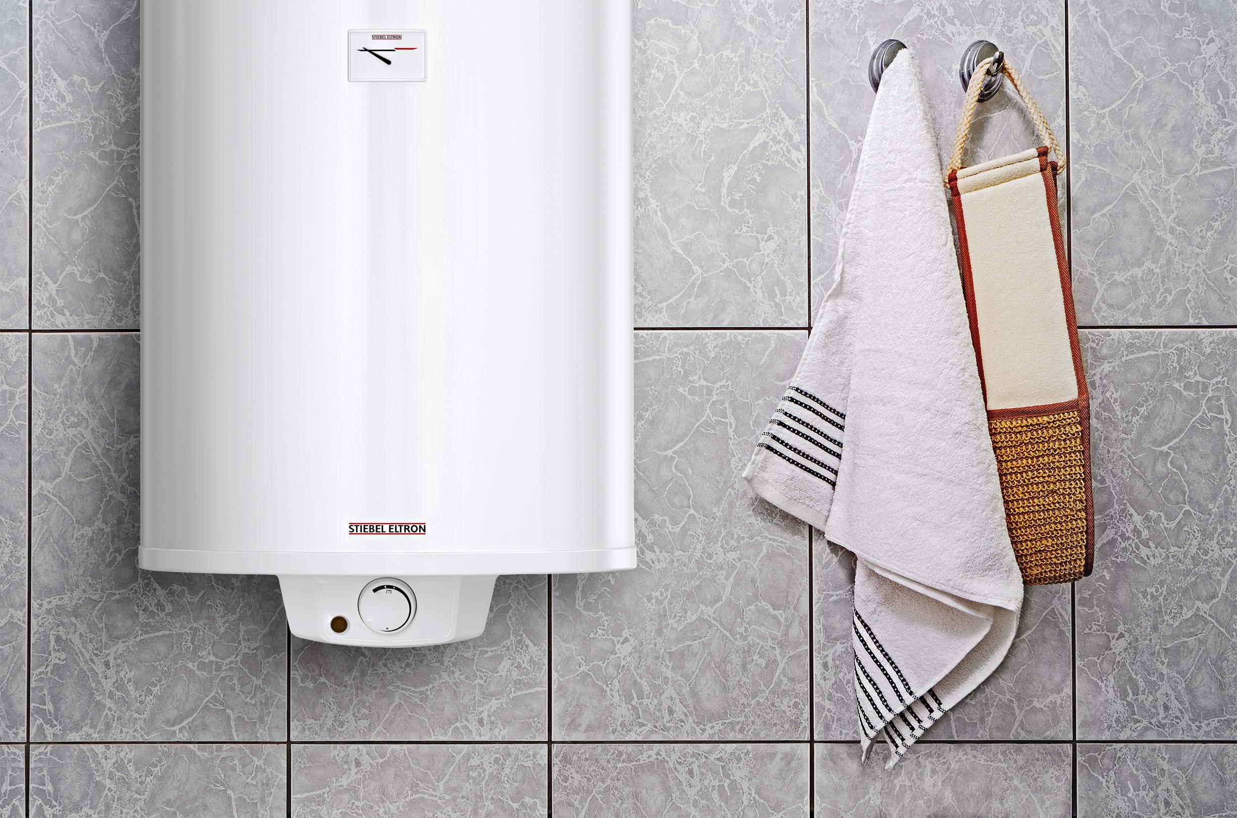 Первый запуск водонагревателя после установки, простоя или консервации