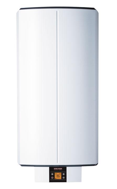 Накопительный водонагреватель серии Stiebel Eltron SHZ LCD с электронным дисплеем