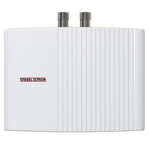 Проточные водонагреватели Stiebel Eltron серии EIL Premium мощностью 5,2 кВт подойдут для установки в туалетах торгового центра
